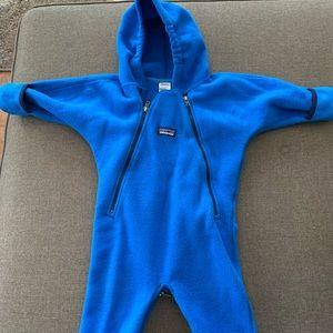 Patagonia Infant Snowsuit/ Bunting 6-12 mo